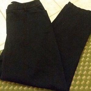 Chico black pants